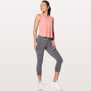 🆕 lululemon Fast As Light Tank (SE Frilled)